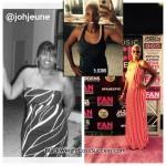 Johanna lost 54 pounds