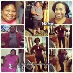 Naftal lost 152 pounds