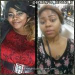 LaTroya lost 34 pounds
