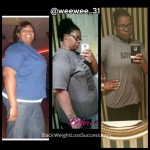 Mashea lost 65 pounds