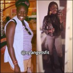 Nyanewel lost 61 pounds