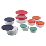 Great Deal for Meal Prep: 55% off 18 Piece Pyrex Food Storage Set