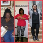 Ayada lost 57 pounds