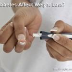 Can Diabetes Hinder Weight Loss?