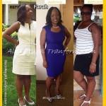 Farah lost 39 pounds