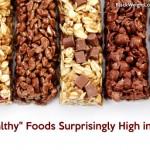"""8 """"Healthy"""" Foods Surprisingly High in Sugar"""