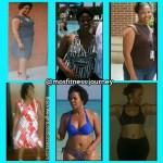 Monique lost 41 pounds