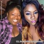 Deborah lost 70 pounds