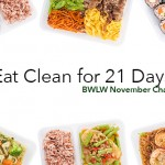 Eat Clean for 21 Days – November 2015 Challenge