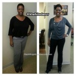 Kathalene lost 36 pounds