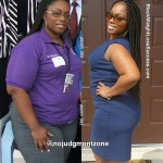CeCe lost 82 pounds