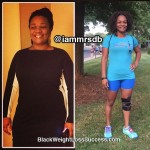 Dee lost over 90 pounds