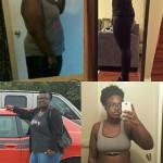 Jennifer lost 60 pounds
