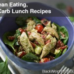 15 Clean Eating, Low Carb Lunch Recipes