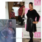 Ada lost 89 pounds