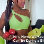 Nine Home Workouts You Can Try During a Blizzard