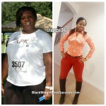 Cherlette lost 113 pounds