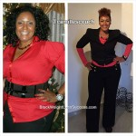Camille lost 79 pounds