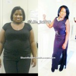 Jammell lost 70 pounds
