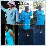 NaTasha lost 63 pounds