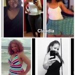 Claudia lost 120 pounds