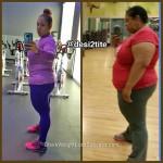desiree weight loss story