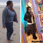 Hannah lost 43 pounds with Juice Fasting
