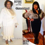Kanika lost 73 pounds