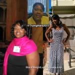 UniQue lost over 170 pounds