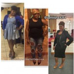 alisha weight loss story
