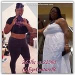 ardra weight loss story