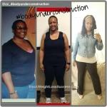 Cecilia lost 84 pounds