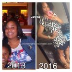 Leena lost 66 pounds