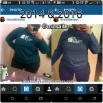 salle weight loss story