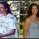 Shamara lost 122 pounds