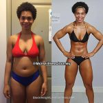Vanetza lost 25 pounds and transformed her body in 12 weeks
