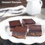 11 vegan low cal desserts