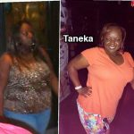 Taneka lost 60 pounds