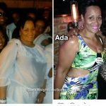 Ada lost 78 pounds