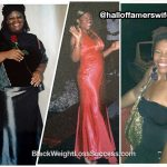 Brandi lost 108 pounds