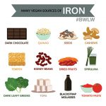 iron sources vegetarian