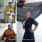 sherrita before and after