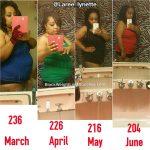 laree weight loss