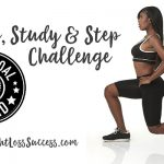 September Shape, Study and Step Challenge