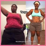 tanya weight loss