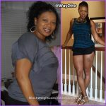 Wadeana lost over 65 pounds