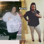 Kenya before and after