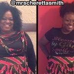 cheretta weight loss