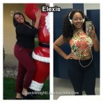 Elexis lost 31 pounds