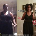 Janice lost 62 pounds